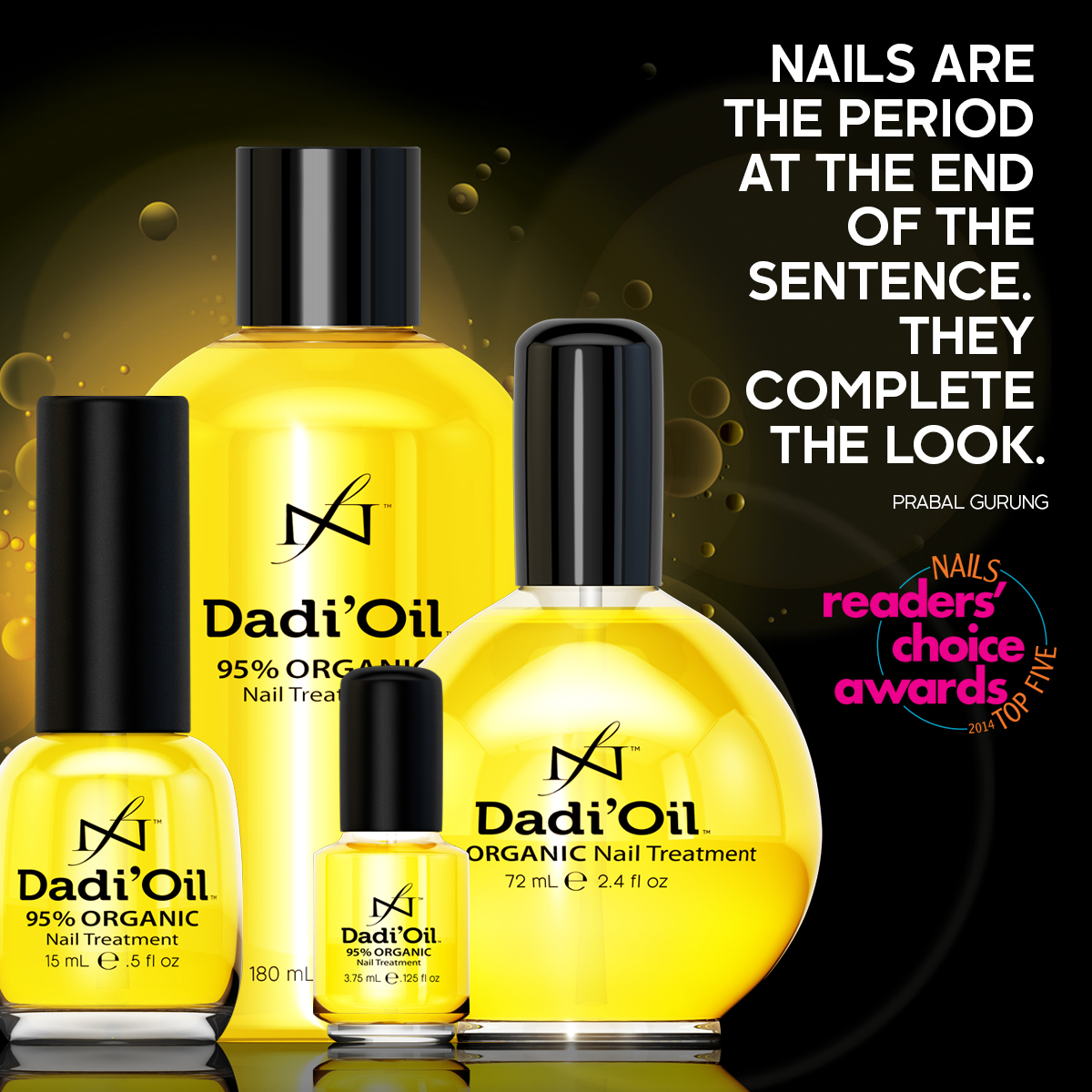 Devoted to Dadi\'Oil! - Famous Names